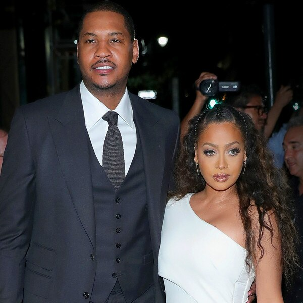 Carmelo anthony and lala latest news