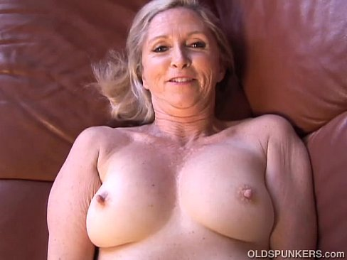 Sexy older woman video