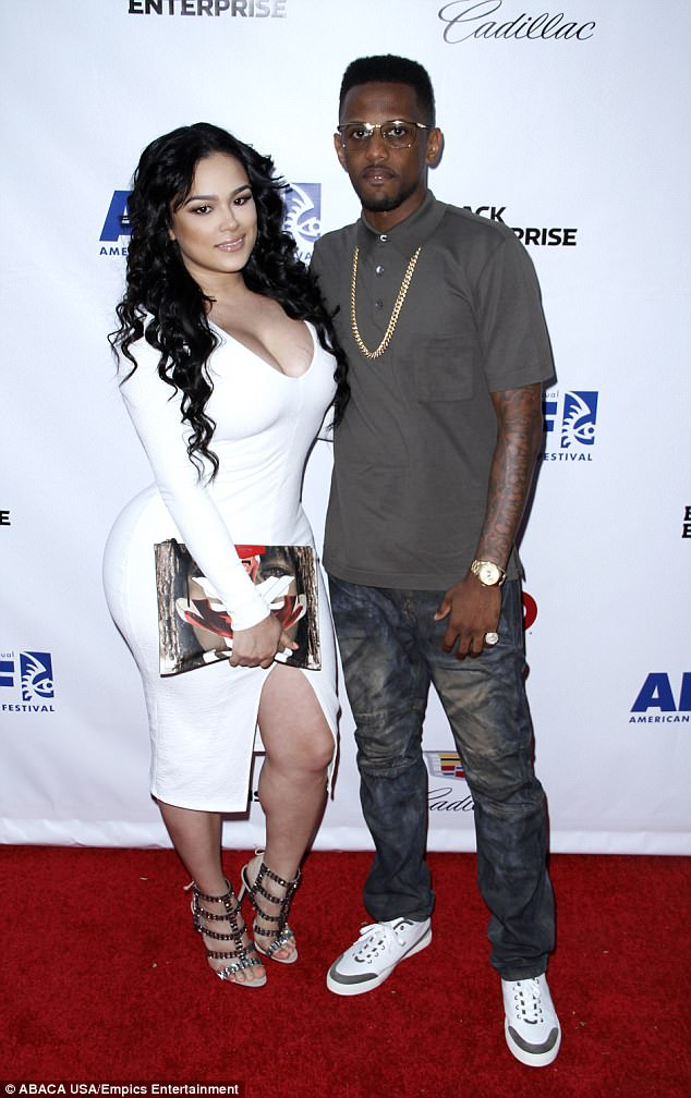 Fabolous new girlfriend