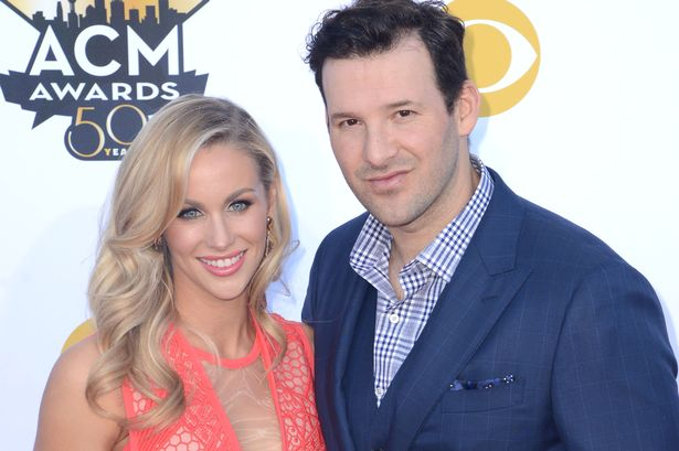 Tony romo dated carrie underwood