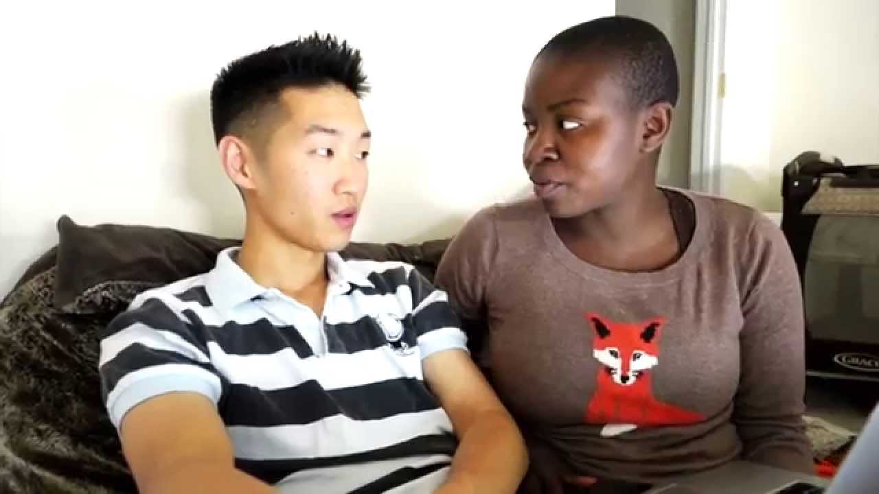Asian my son is dating a black girl
