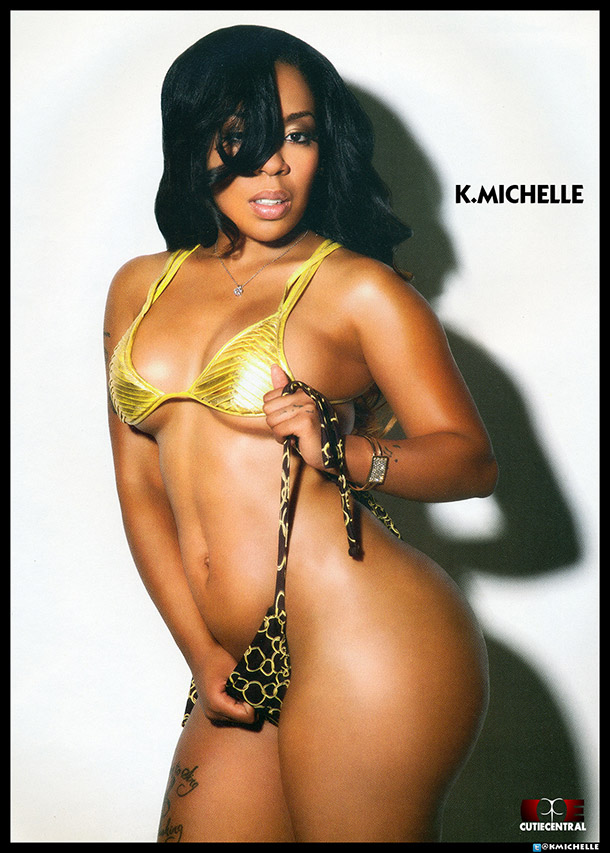 Sexy pictures of k michelle