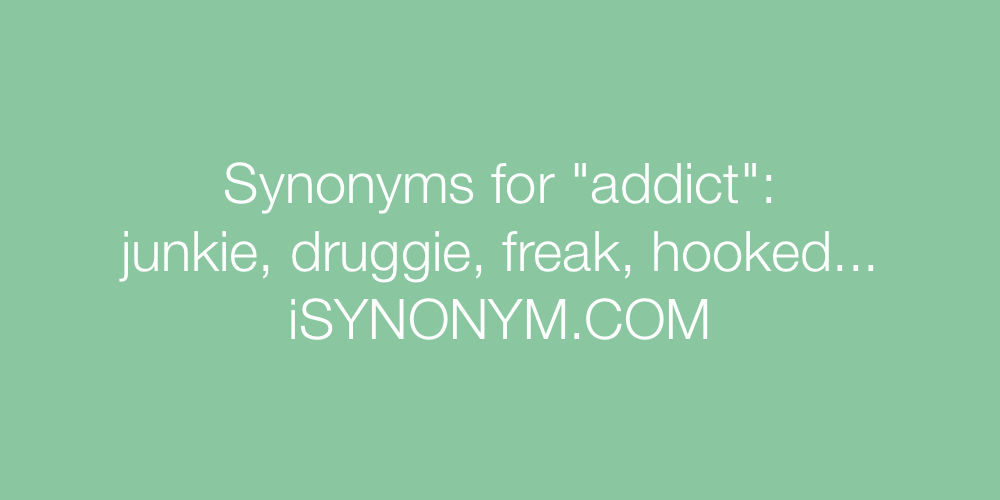 Synonym hooked