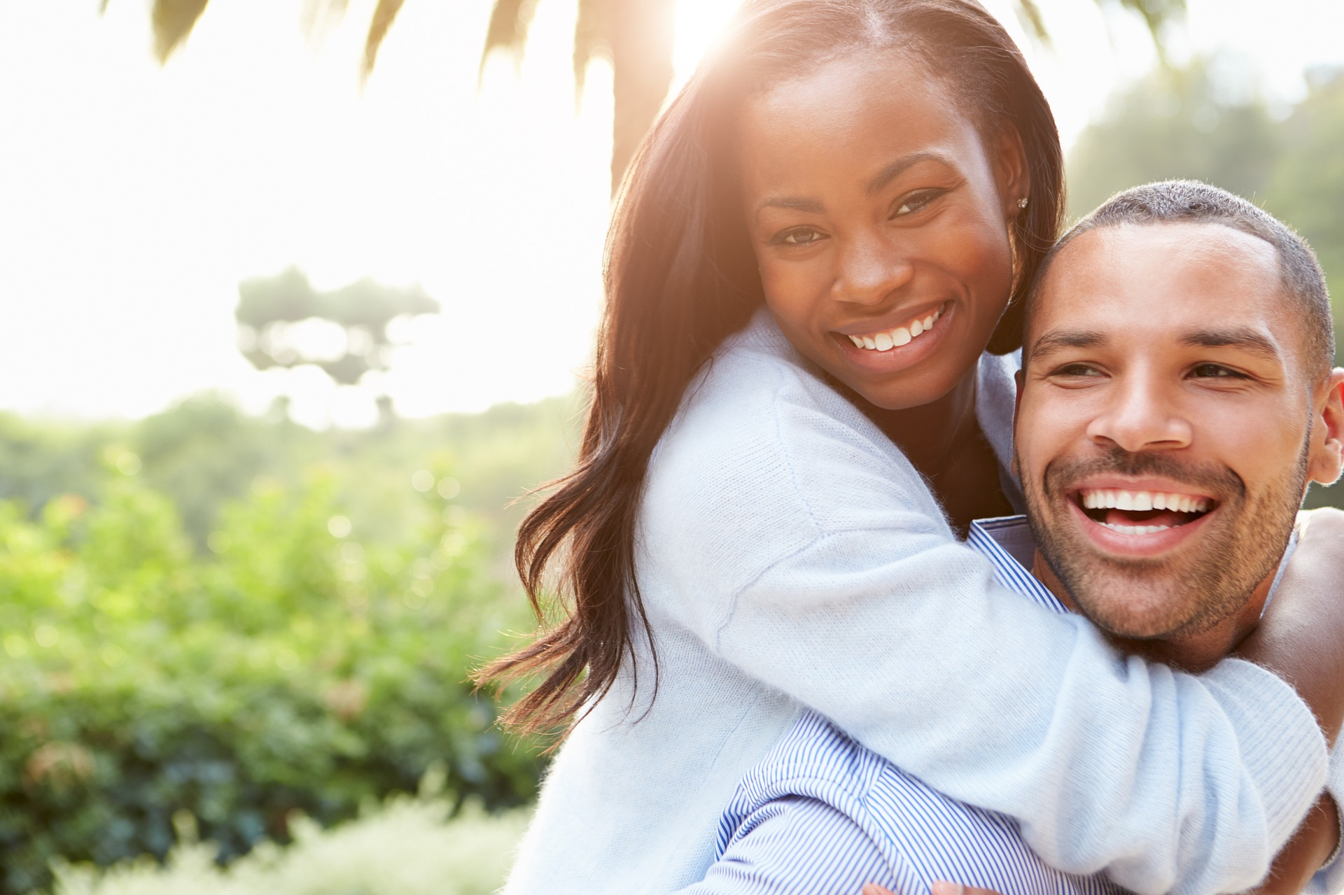 Are people in relationships happier