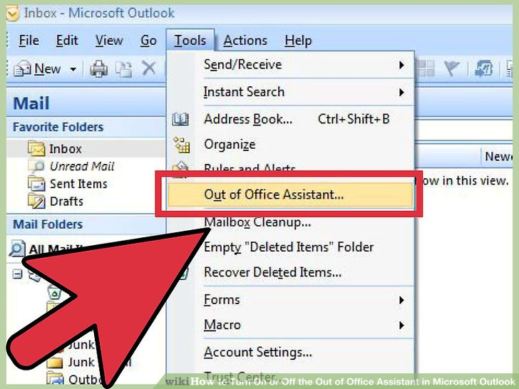 Exchange 2007 out of office not updating