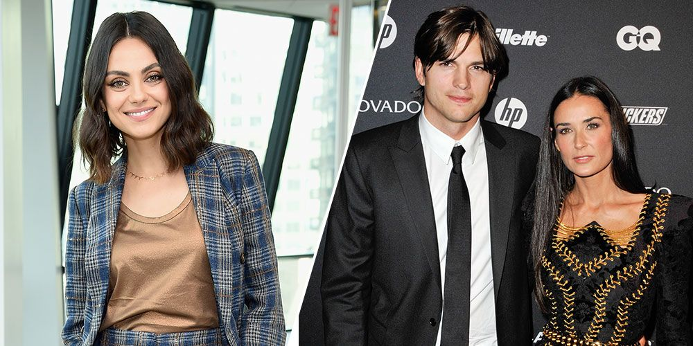 Demi moore and ashton kutcher age gap