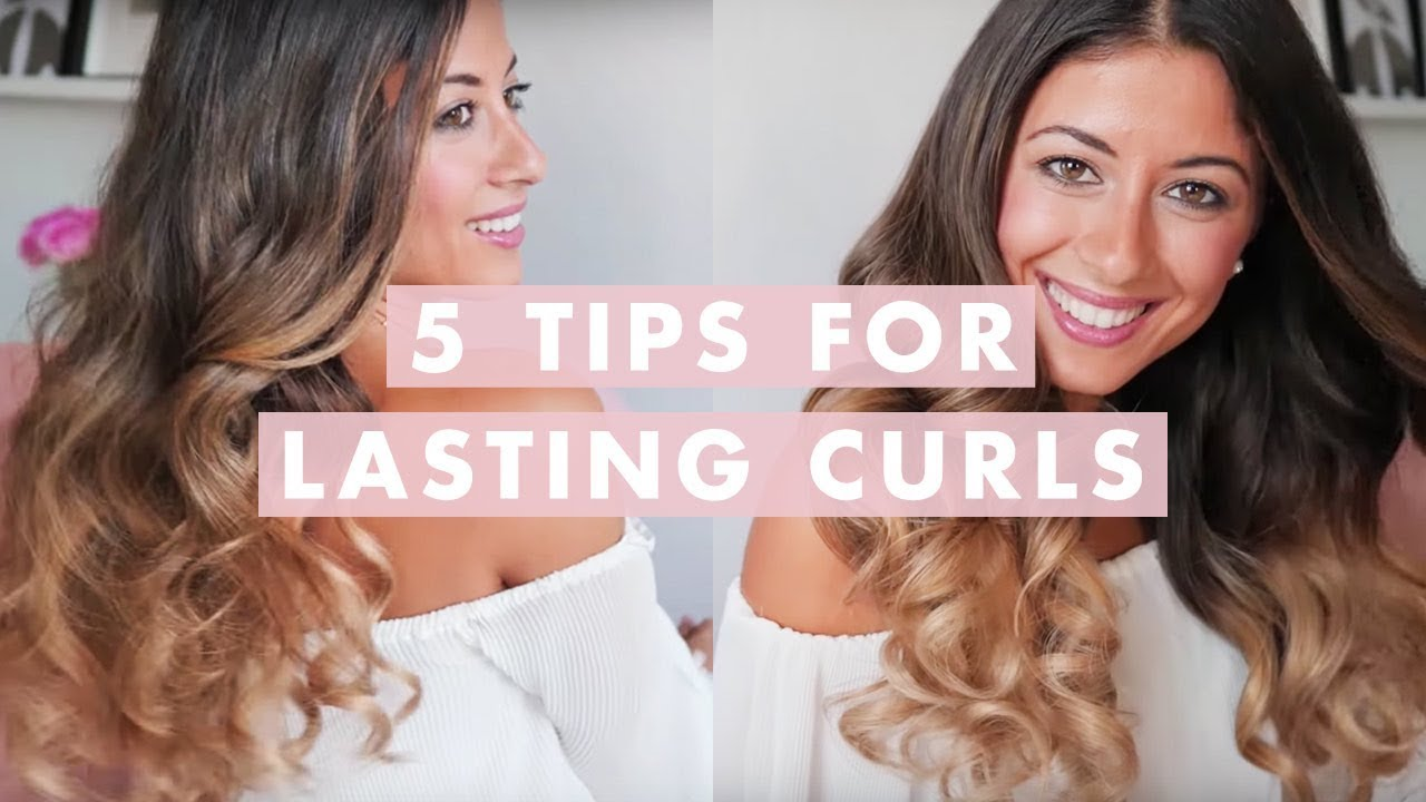 Best way to get curls to hold