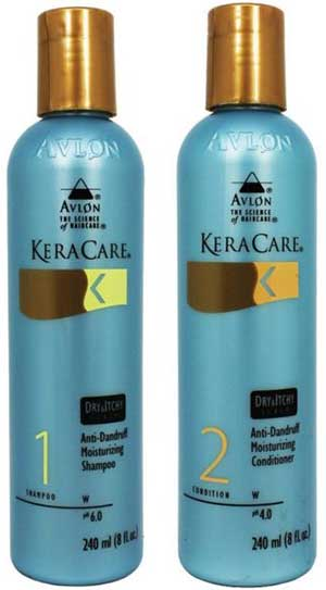 Good shampoo and conditioner for dry scalp