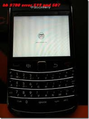 Updating bb 9700 to os 6