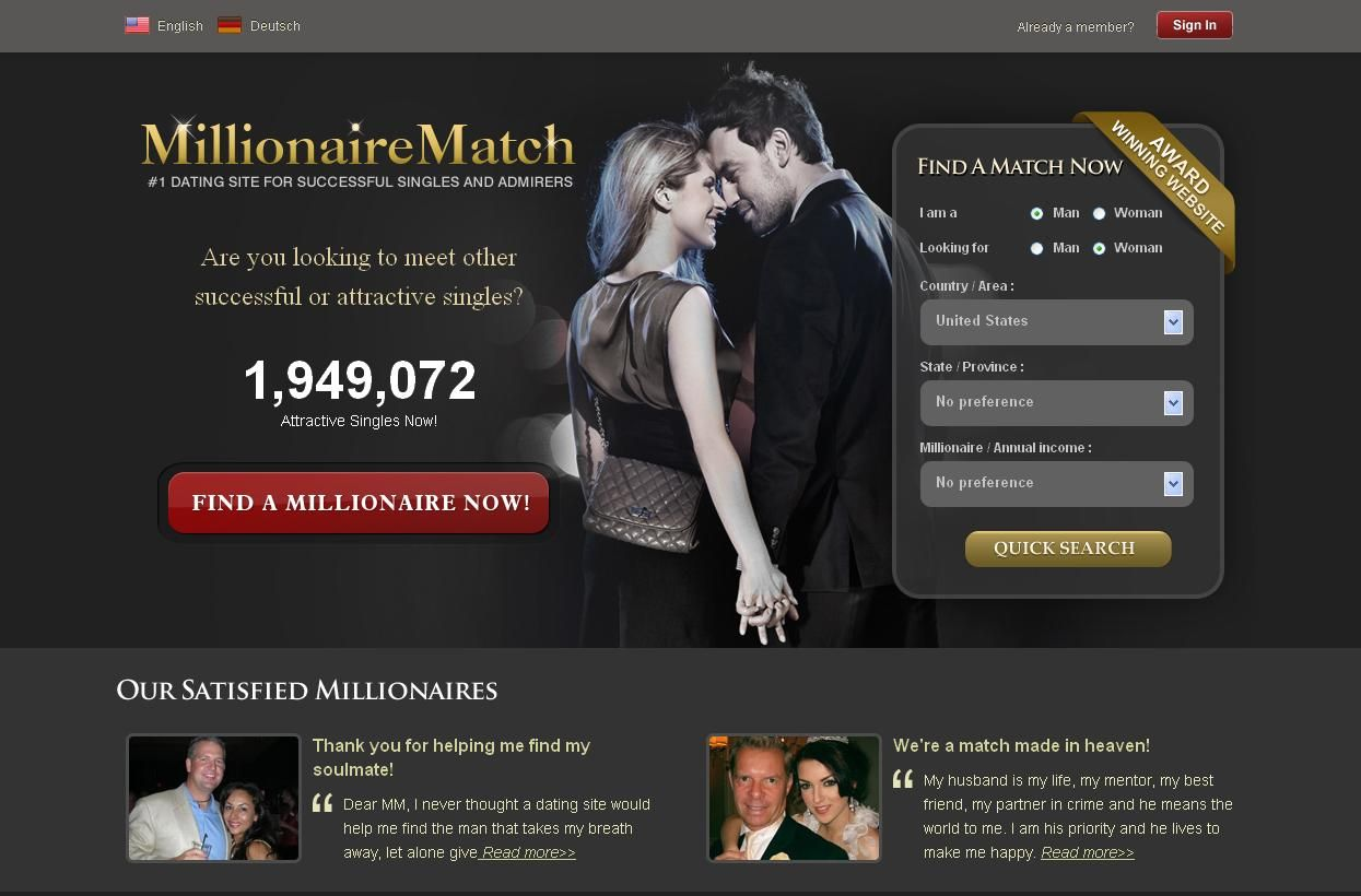 Football dating site