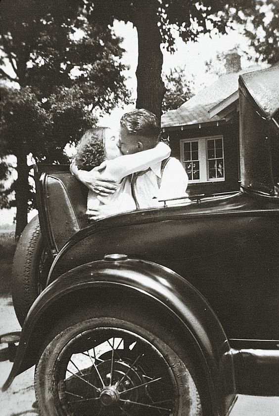 What did they call dating in the 1920s
