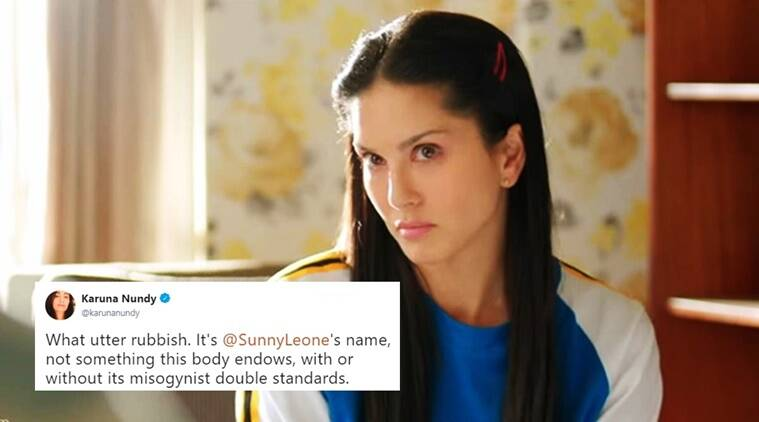 Sunny leone s real name