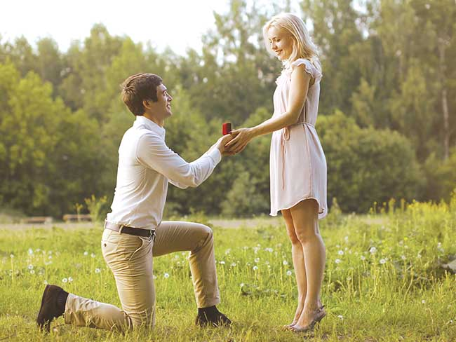 Romantic ways to propose to your boyfriend