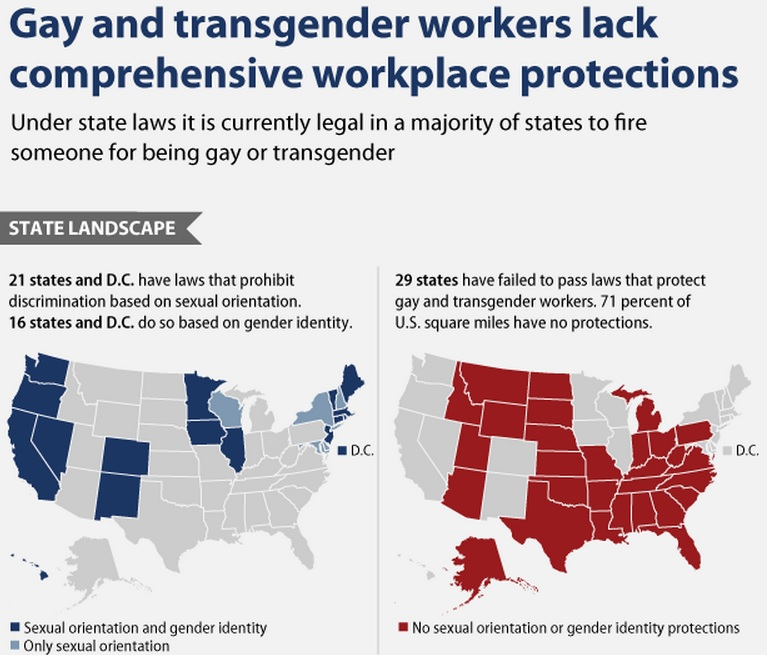 Gay marriage discrimination facts
