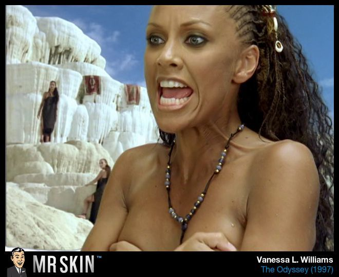 Vanessa williams nude scene