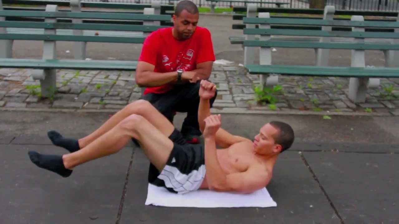 How to get a 2 pack abs