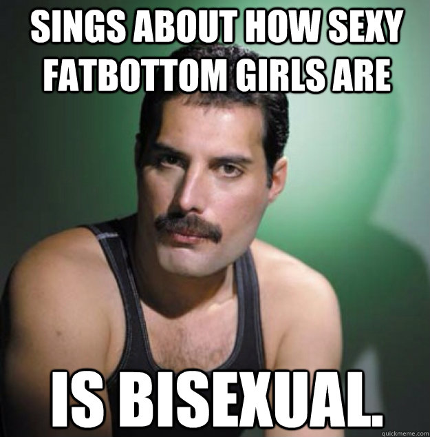 All girls are bisexual