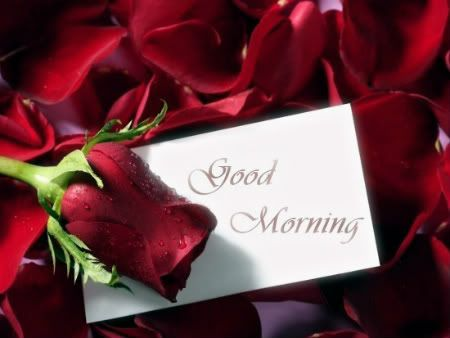 Www romantic good morning sms