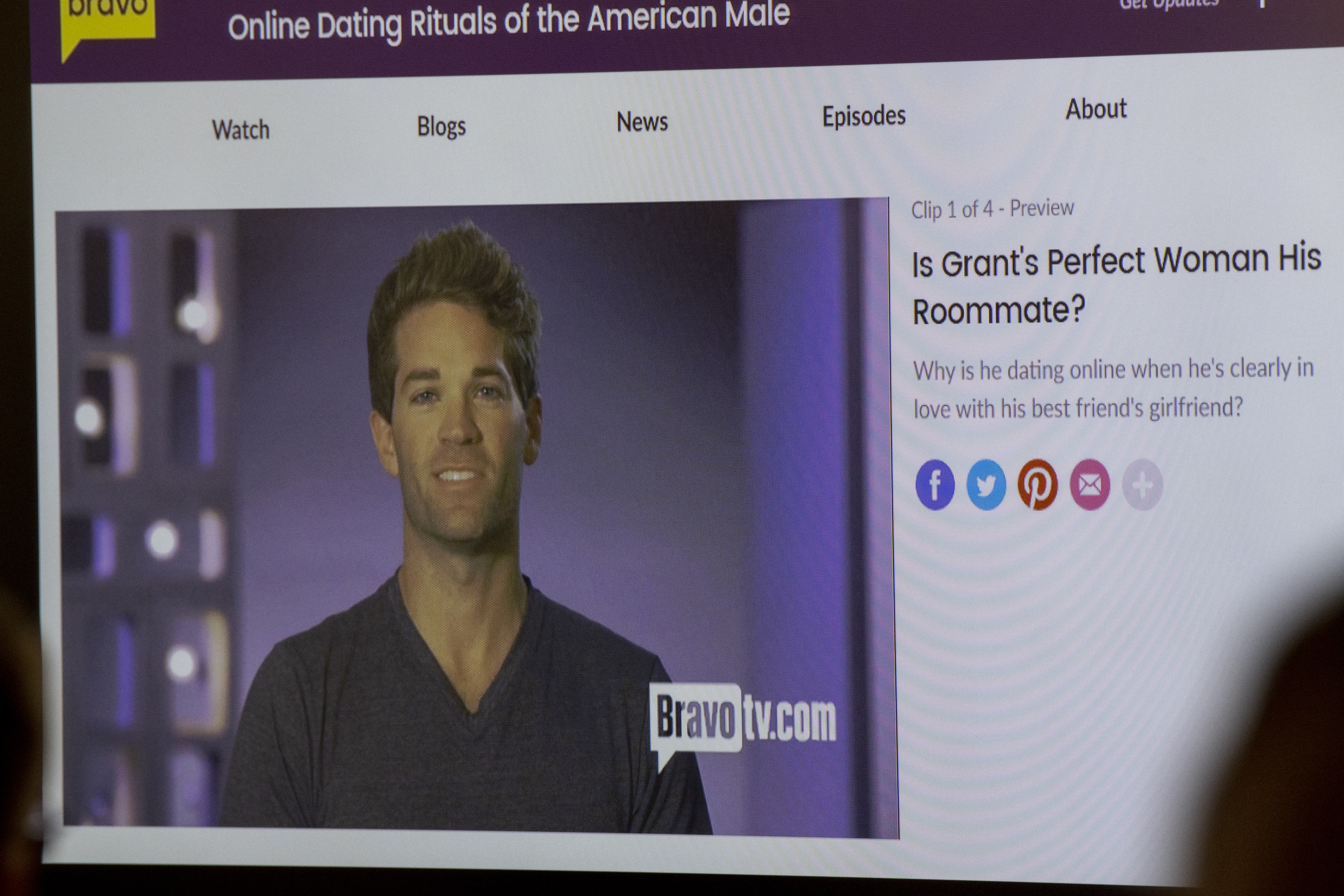 Watch online dating rituals of the american