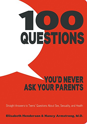 Sex answers and questions for teens