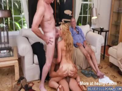 Old men and girl porn