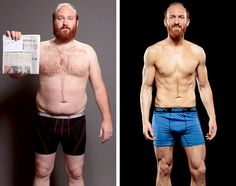 Endomorph transformation pictures