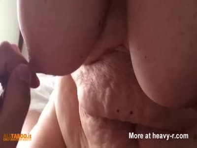 Old granny nude video