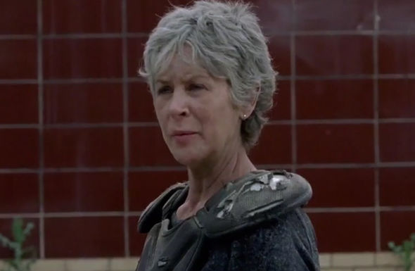 The walking dead what happened to carol