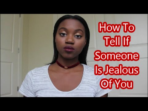 How to tell if someone is secretly jealous of you