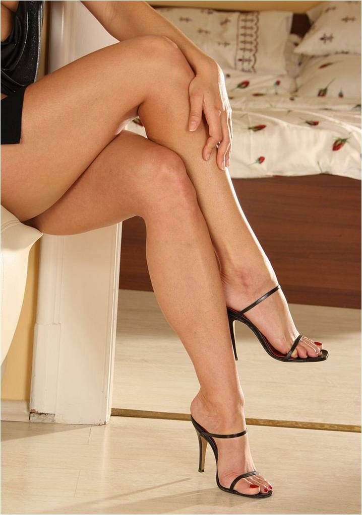 Sexy heels and legs