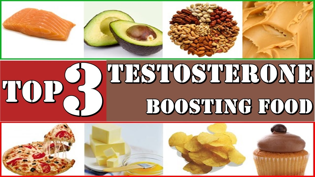 What to eat to boost testosterone levels