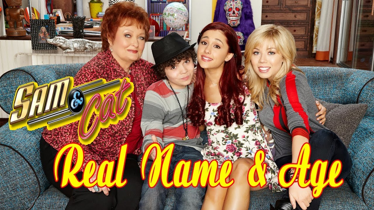 What is sam and cat real name