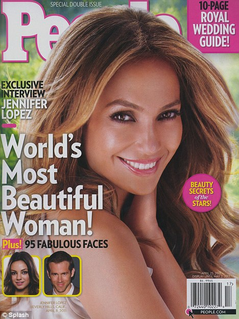 People magazine sexiest woman alive