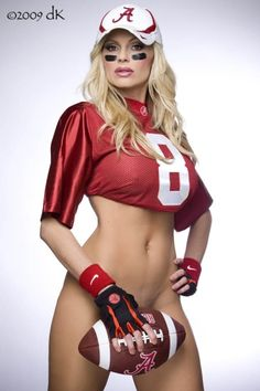 Sexy alabama football fans