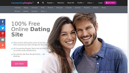 Connect single dating site