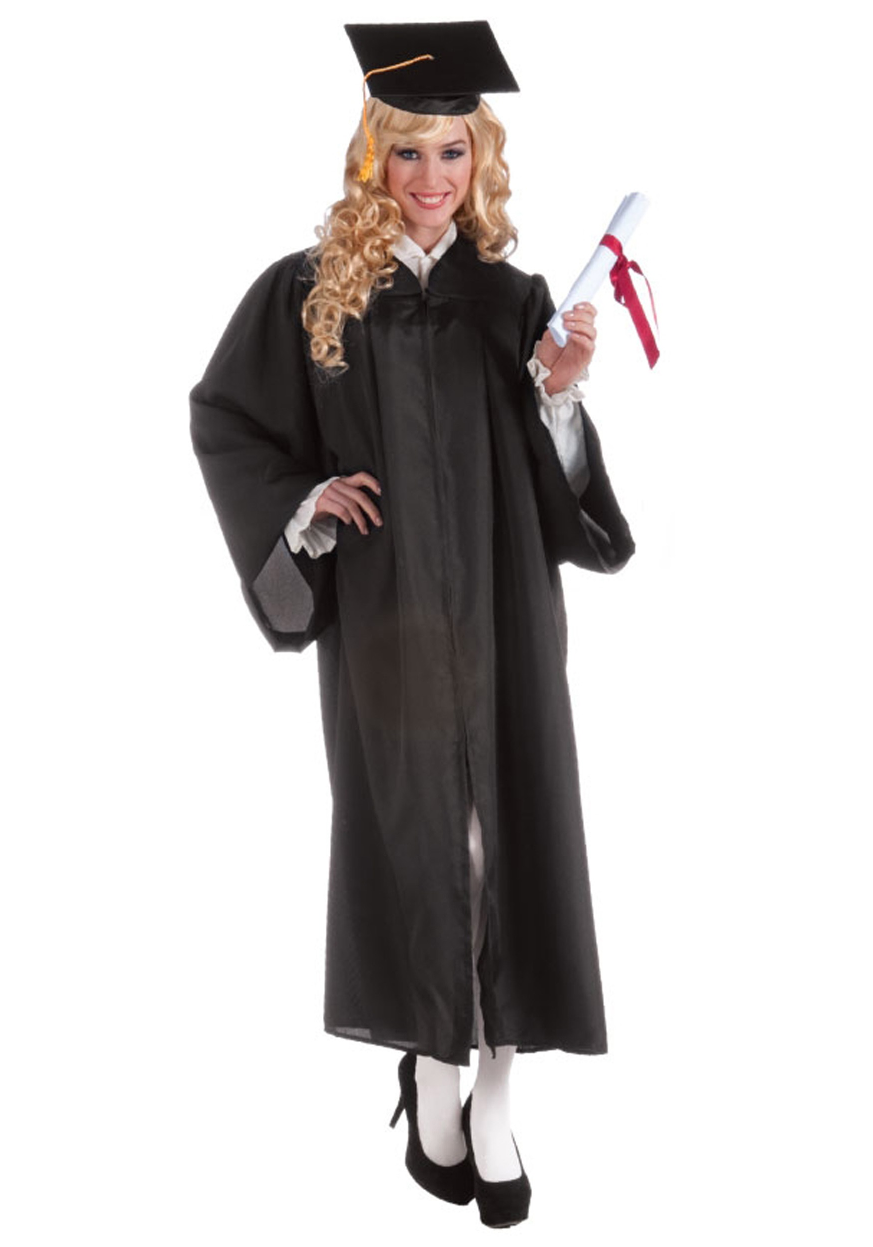 Cap and gown sexy