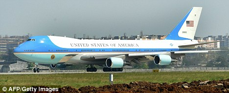 Cost of air force one plane