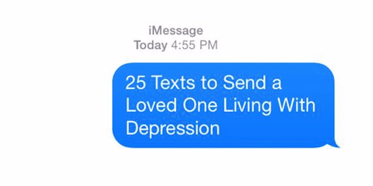 How to help a depressed girlfriend