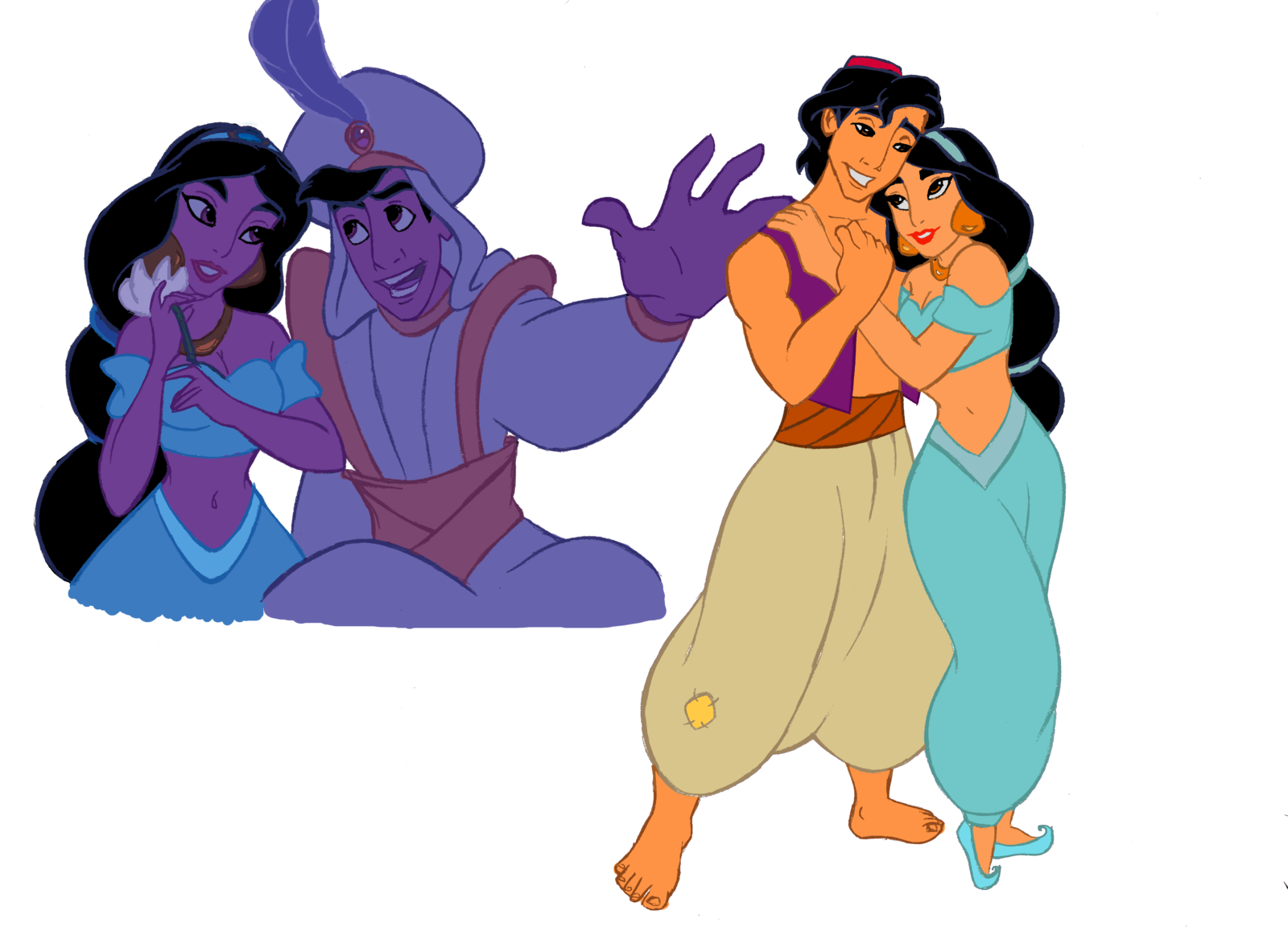 How old is aladdin