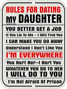 12 rules to dating my daughter