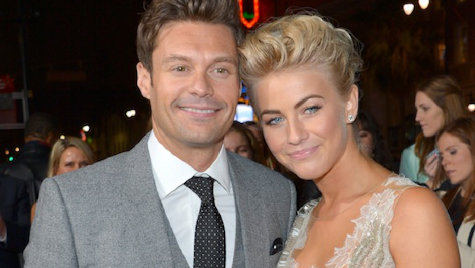 Is ryan seacrest still dating julianne hough 2013