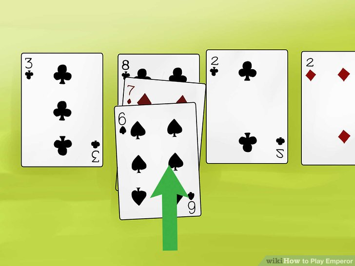 How to play one player card games