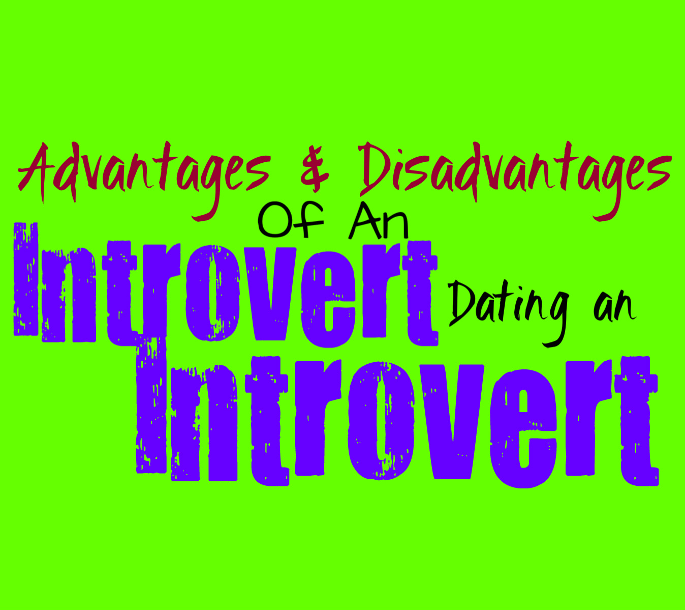 Introverted people dating