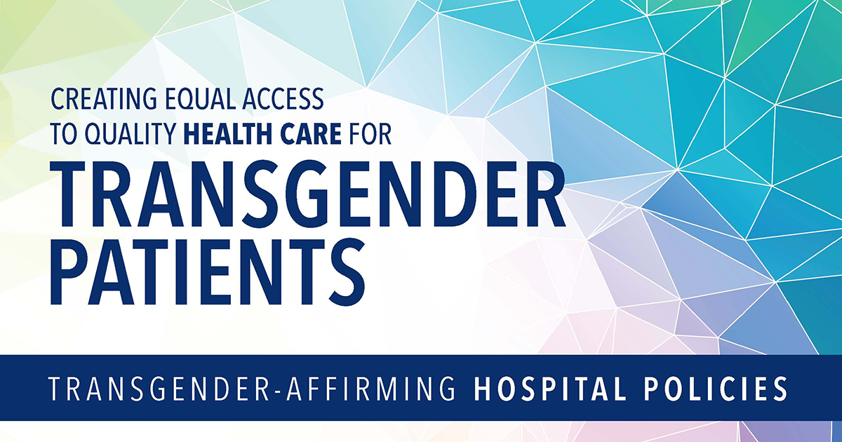 Transsexual health plans