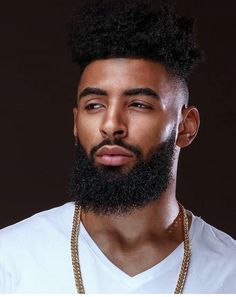 African american black men beards