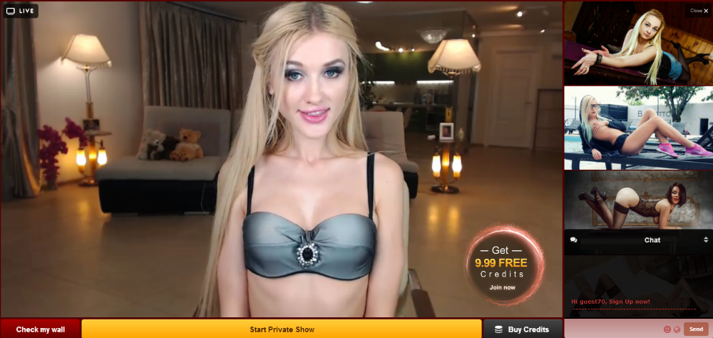 Erotica sexy chat