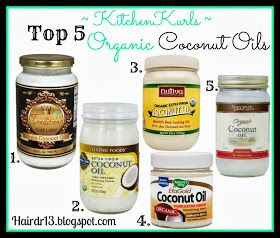 The best coconut oil for hair