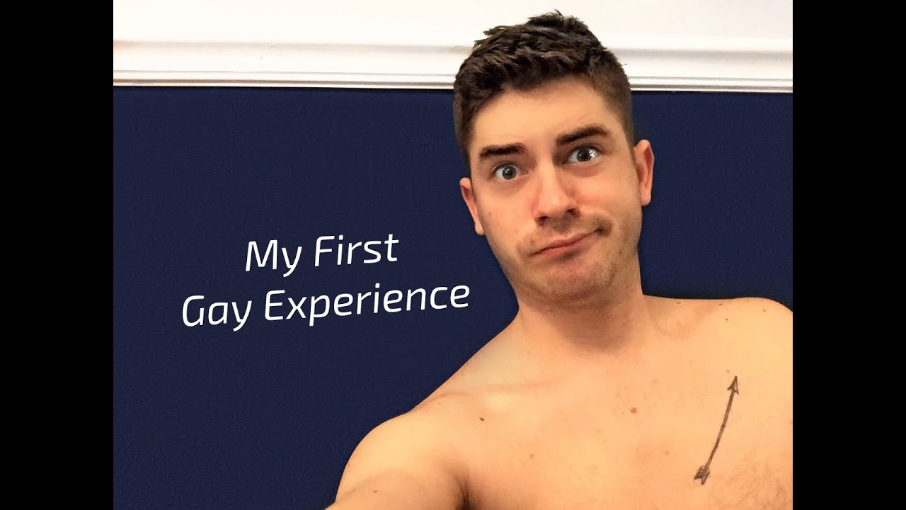 First male homosexual experience