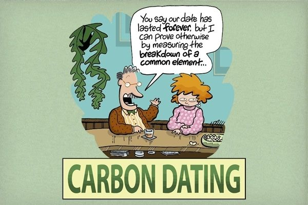 Can carbon dating be wrong