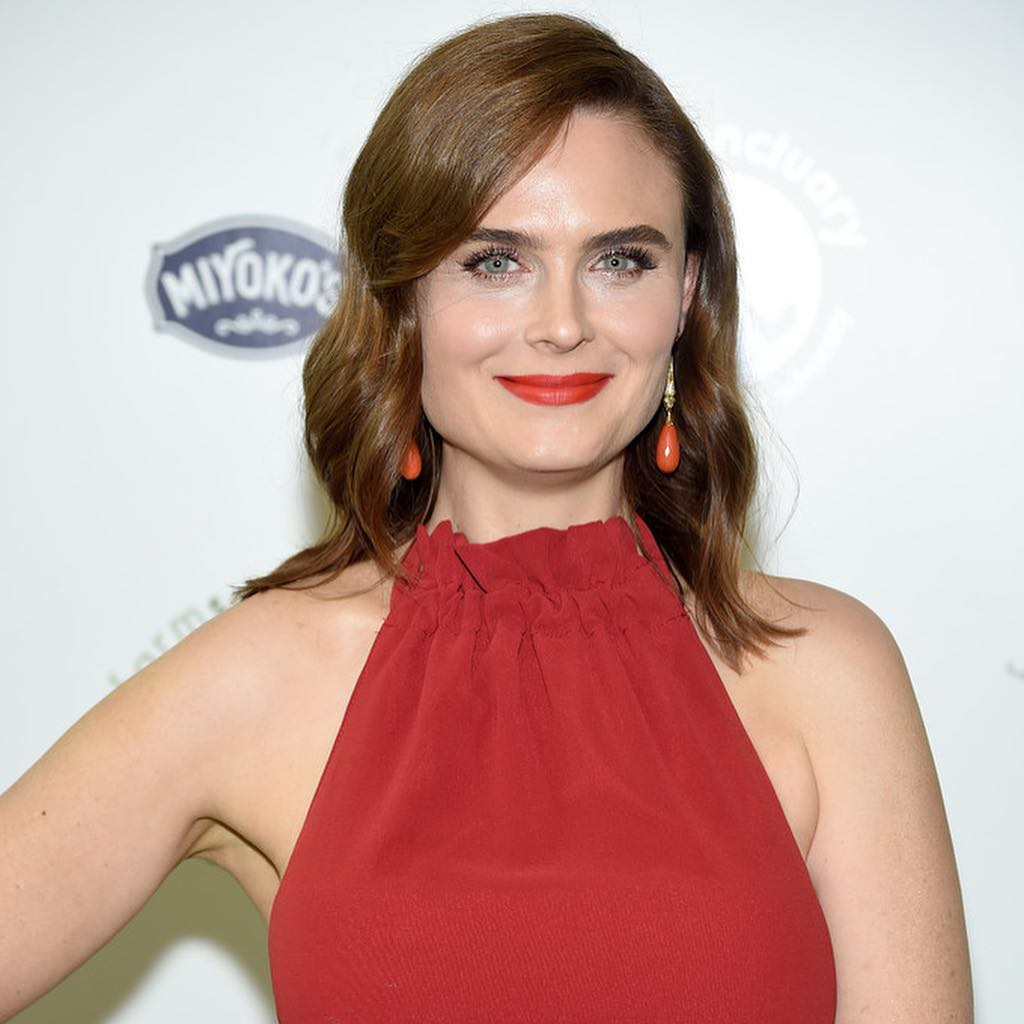 Emily deschanel sexy photos
